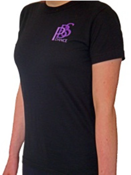 PBS t-shirt (front)