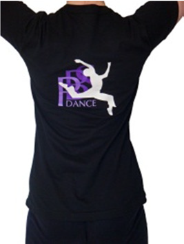 PBS t-shirt (back)